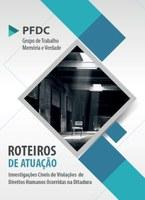 ROTEIROS DE ATUAÇÃO DA PFDC